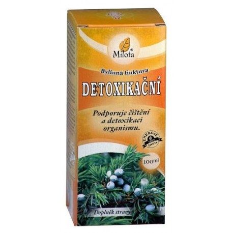 Detoxikační 100 ml