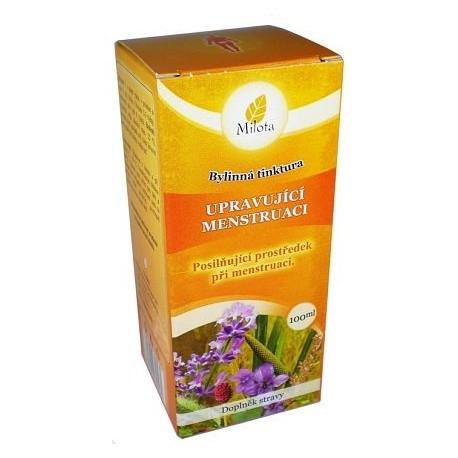 Upravující menstruaci 100 ml