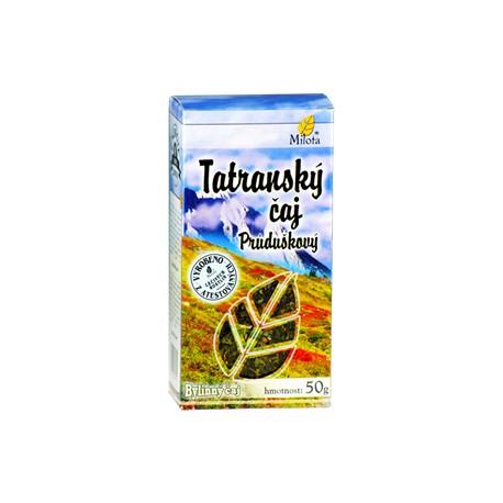 Milota Tatranský čaj průduškový 50 g