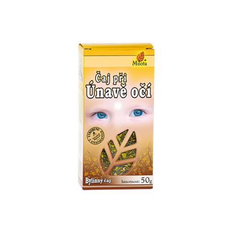 Milota čaj na oči 50 g