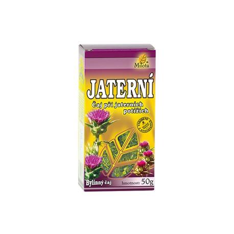 Milota Jaterní čaj 50 g