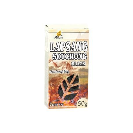 Milota China Lapsang Souchong black (Kouřový čaj) 50g