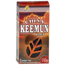 Milota China Keemun black OP 70g