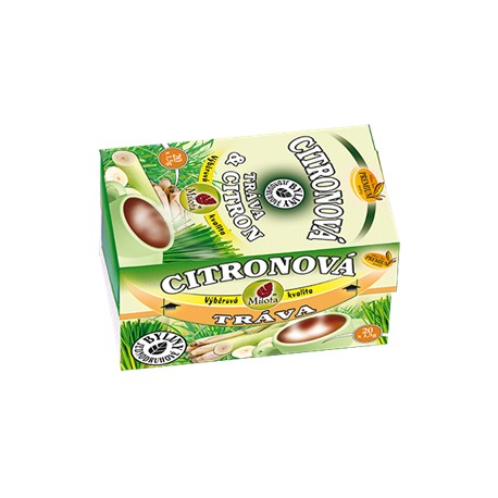 Milota Citronová tráva s citronem 30g(20x1,5g)