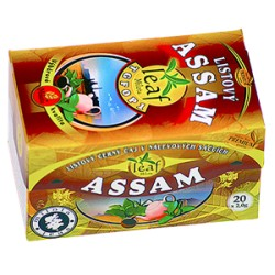 Milota India Assam black TGFOP1 40g(20x2g) LEAF