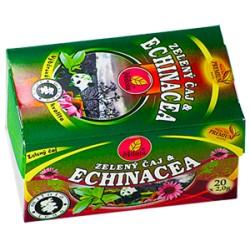 Milota Zelený čaj s echinaceou 40g(20x2g)