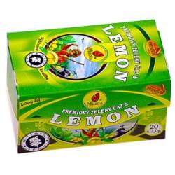 Milota Zelený čaj lemon 40g(20x2g) 0