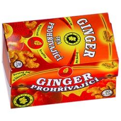 Milota Ginger tea prohřívající 40g(20x2g)