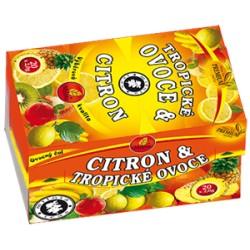Milota Tropické ovoce s citronem 40g(20x2g)