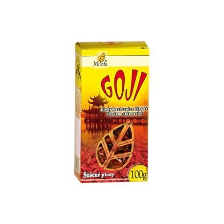 Milota Goji - kustovnice čínská plod 100g