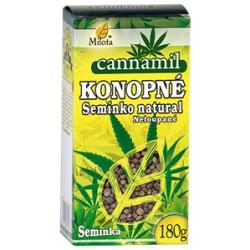 Milota Cannamil Konopí semínko natural 180g