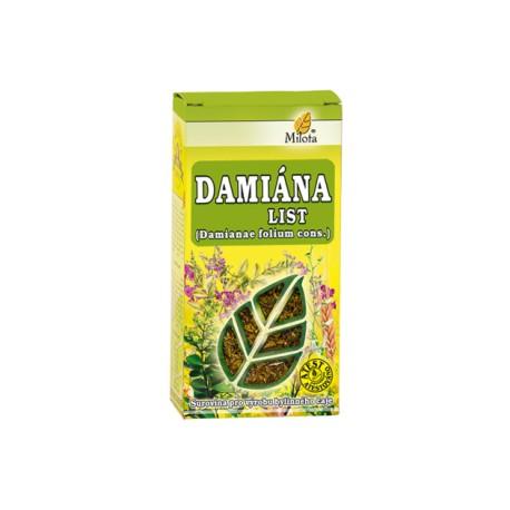 DAMIÁNA LIST 50 g