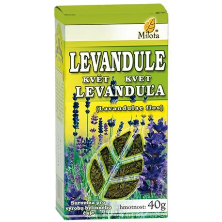 LEVANDULE KVĚT 40g