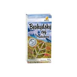 Milota Beskydský čaj průduškový 50 g