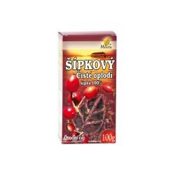 Šípek (Růže šípková) plod oplodí čisté bez semen 100g Cynosbati fructus (rosa canina)
