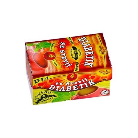 Diabetik se stevií 30g (20x1,5g)