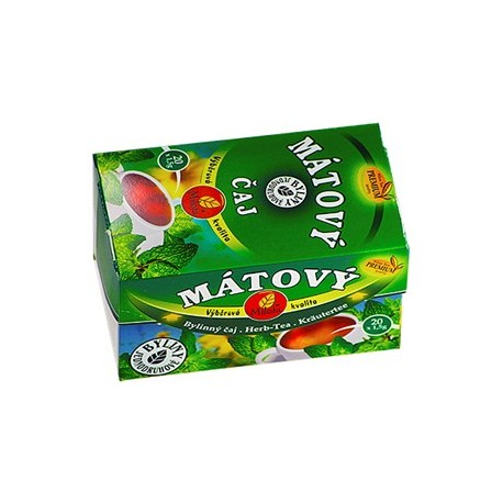 Mátový čaj 30g(20x1,5g)